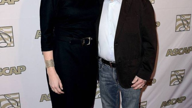 Elizabeth Matthews, ASCAP's CEO and Paul Wiliams, President and Chairman of the Board at ASCAP