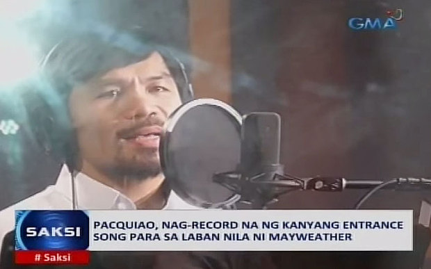 Manny Pacquiao Song