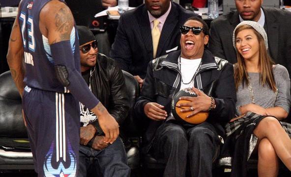 NBA+Star+Game+Performances+Celebrities+rPL7Esqeq_Pl