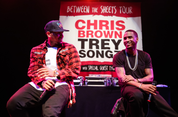 Chris brown tour dates in Melbourne