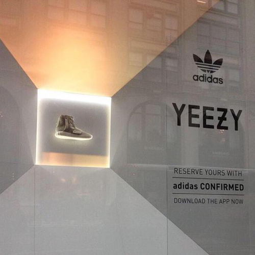 Yeezy, 750 Boost, Adidas, Shoes, footwear