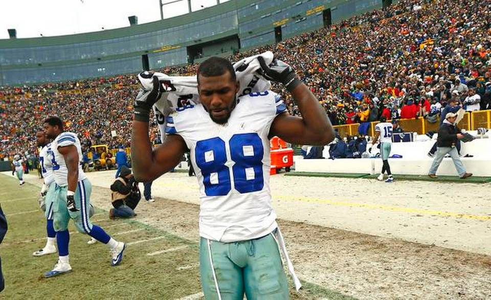 Nfl Media Releases Report On The Controversial Dez Bryant