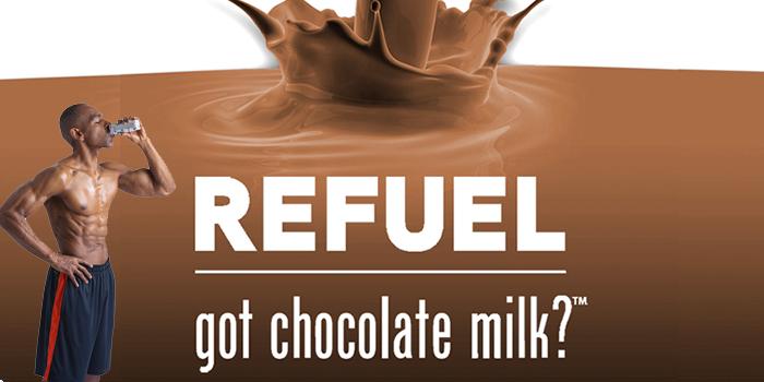 got chocolate milk