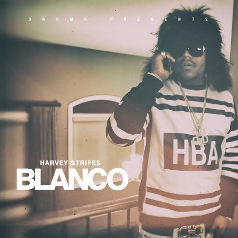 ListentoHarveyStripes&#;NewSingle&#;Blanco&#;