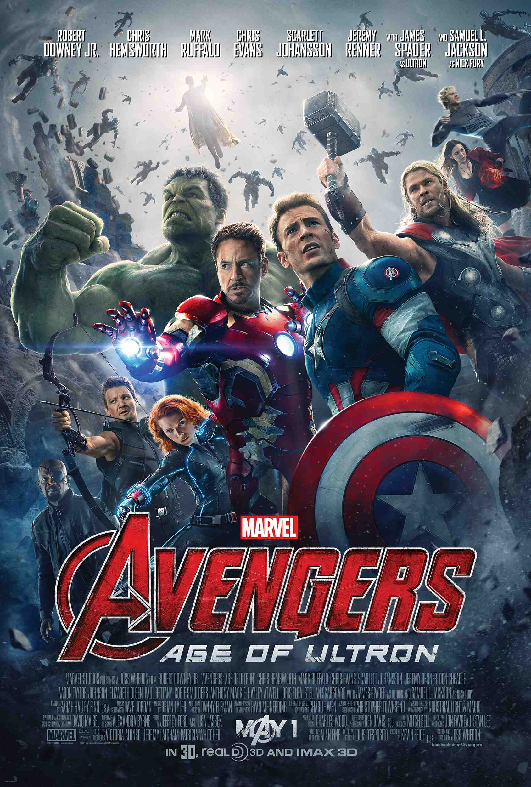 Is    Avengers  Age of...