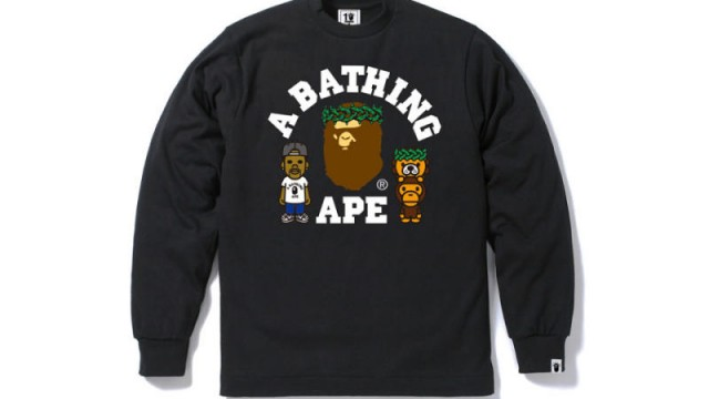 8c8df03f Back in 2005, Nigo brought A Bathing Ape, his brainchild and streetwear  brand to the United States in the form of its NYC flagship store in SoHo.