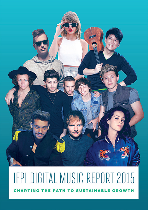 Digital Music Report