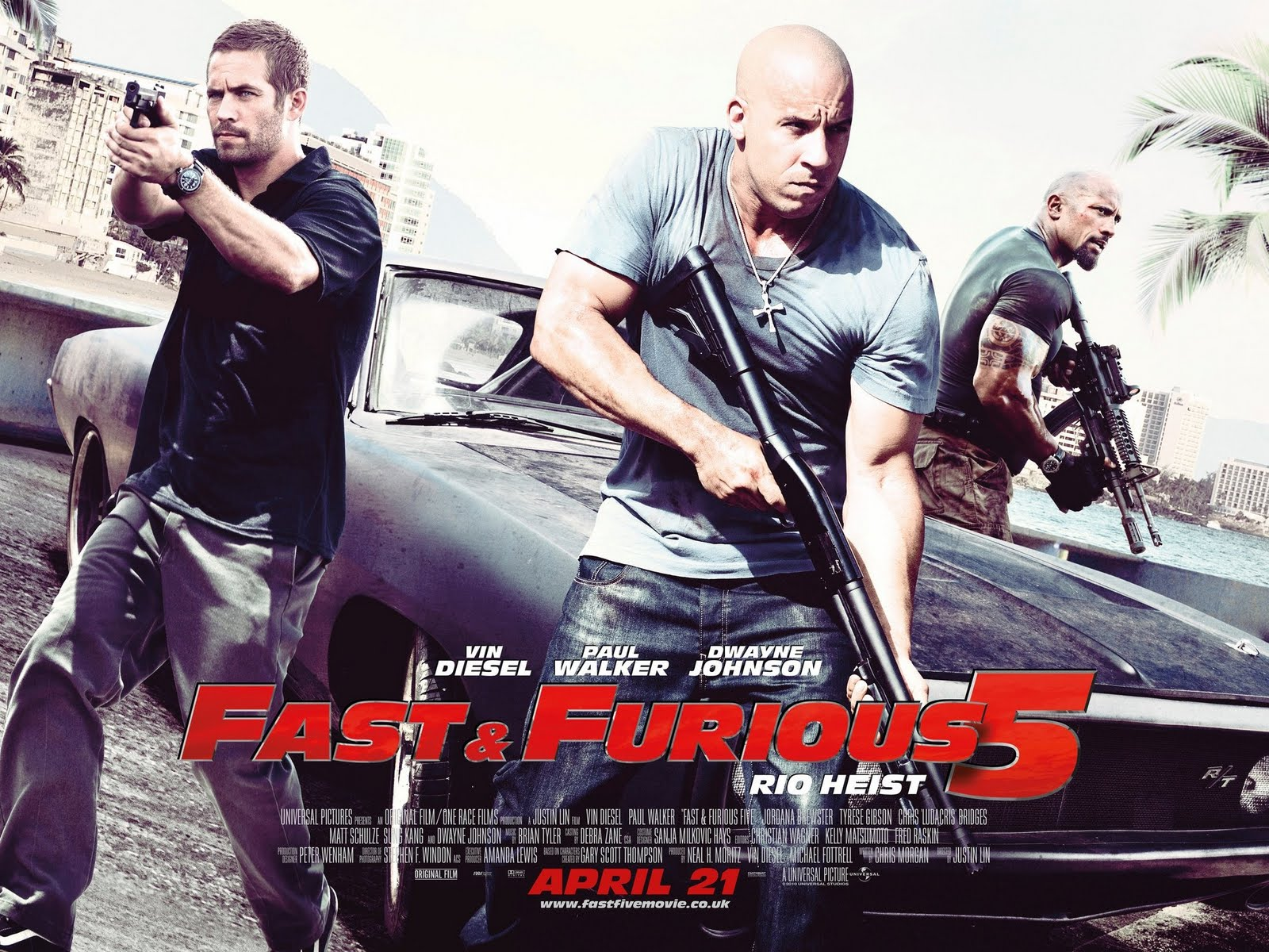 We Rated All Seven 'Fast and the Furious' Films, Because ...