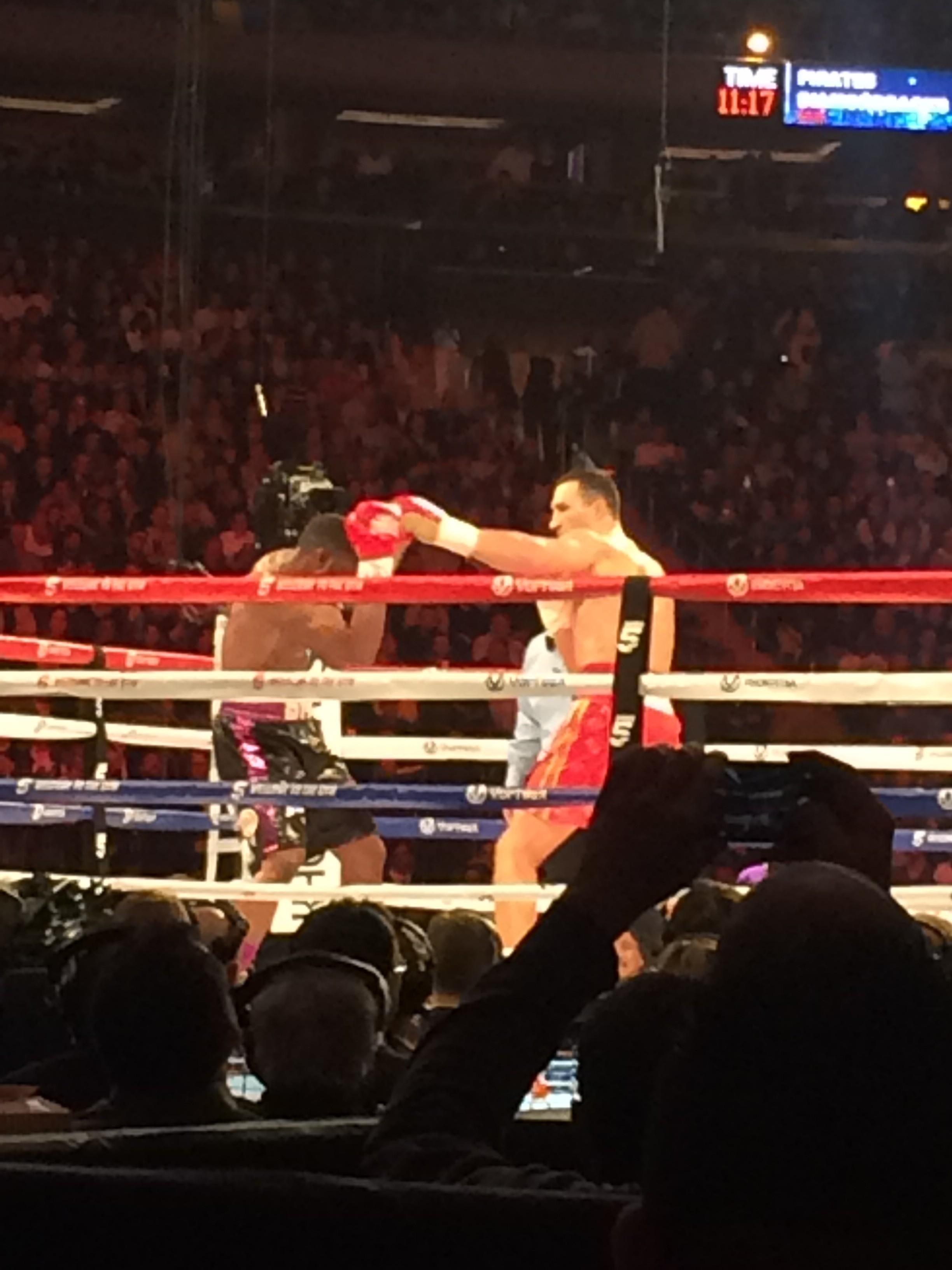 Source Sports Exclusive World Heavyweight Championship Boxing At Madison Square Garden The Source