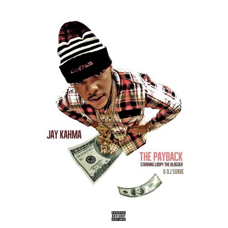 Jay Kahma The Payback front large