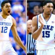 Karl Anthony Towns, Jahlil Oakfor