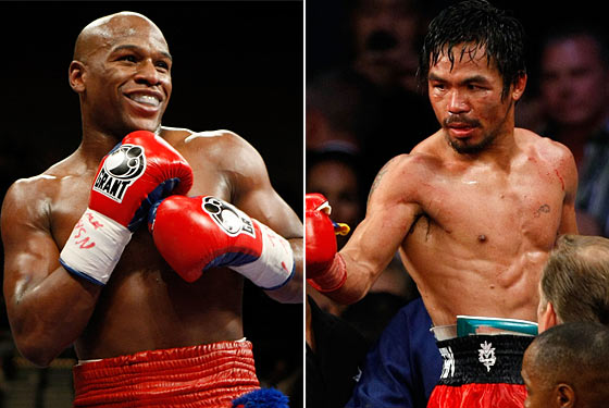 Watch Episode 1 Of Showtimes Inside Mayweather Vs