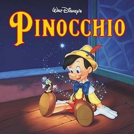 Pinocchio  Album