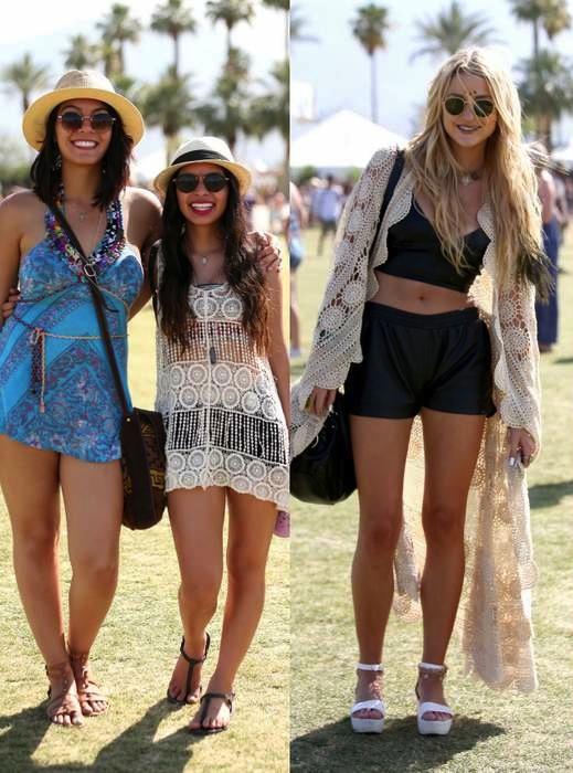 Summer Festivals crochet