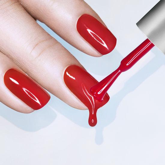 caed spilled nail polish