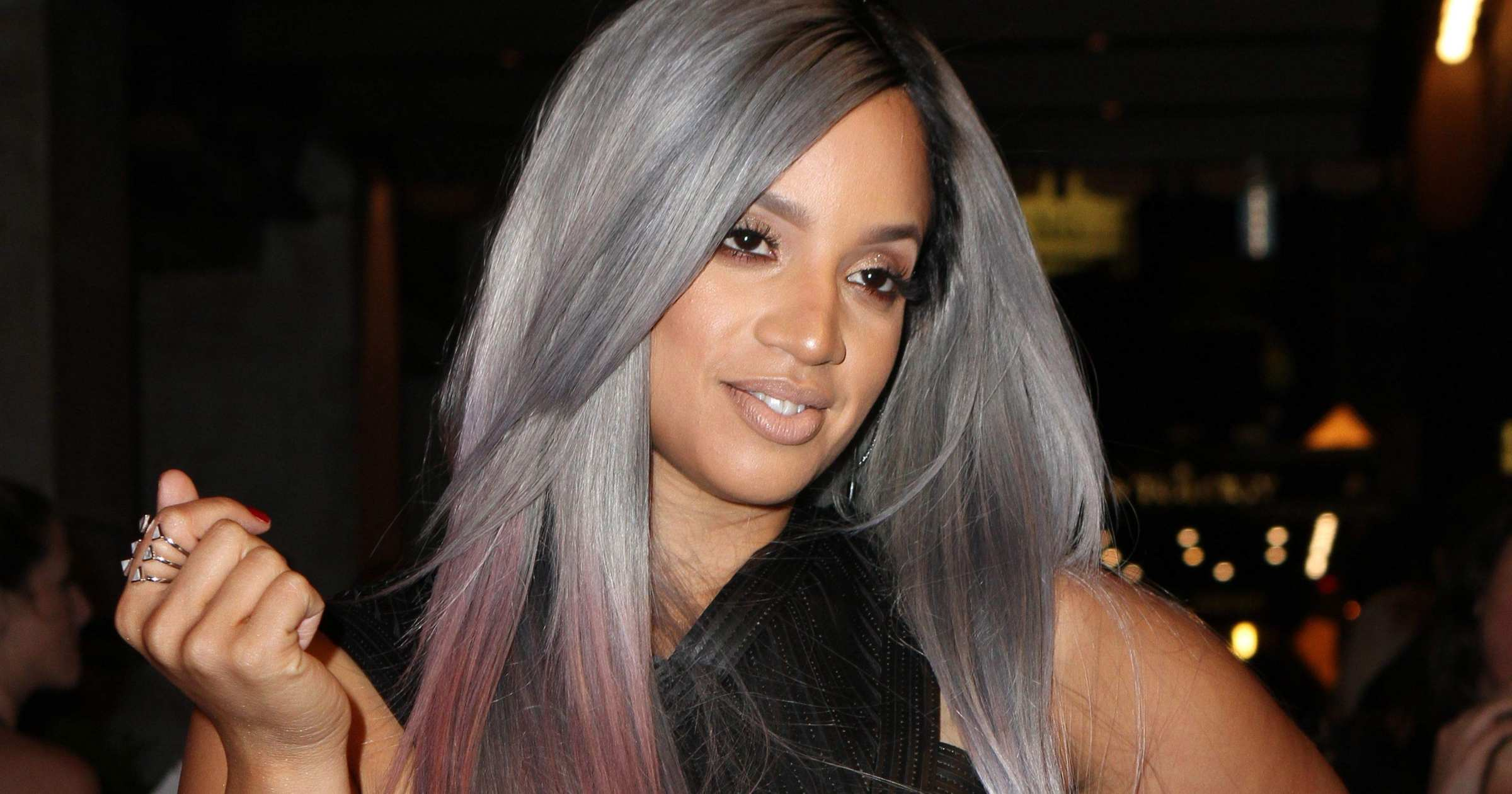 Buy Trend beauty gray hair pictures trends