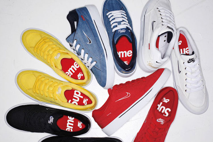 the supreme nike sb gts collection is dropping in may