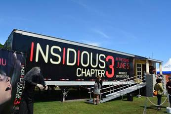 Insidious 3' Announces 'Into The Further 4D Experience