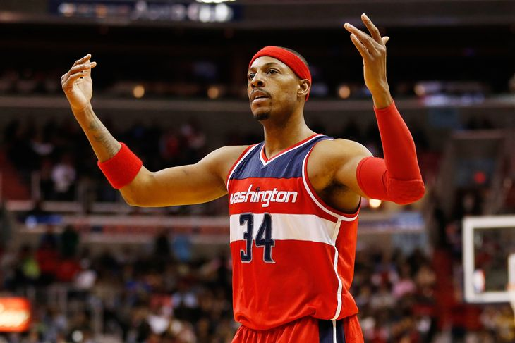 Paul Pierce Throws Knockout Blow To The Toronto Raptors On Social Media