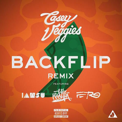 veggies backflip remix