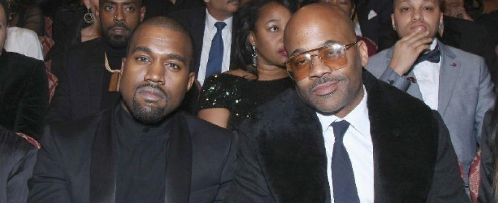 Dame Dash Assures Kanye West Isn't 'Crazy' Following Wyoming Visit