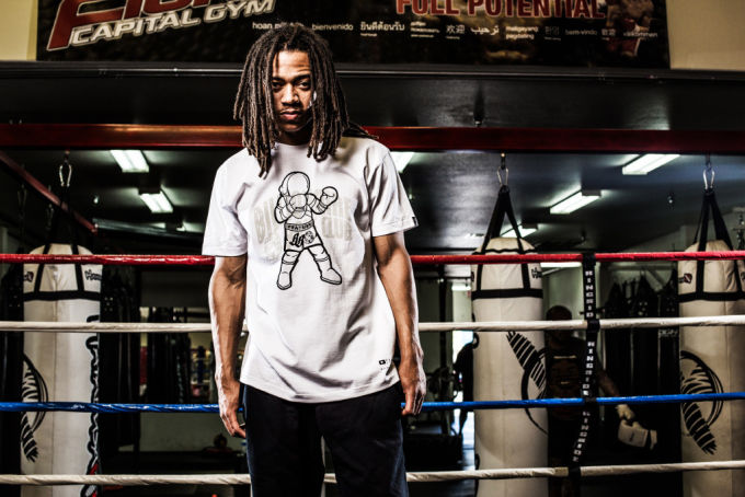 "Billionaire Boys Club and Feature Collaborate For ""Fight Of The Century"" Tees"