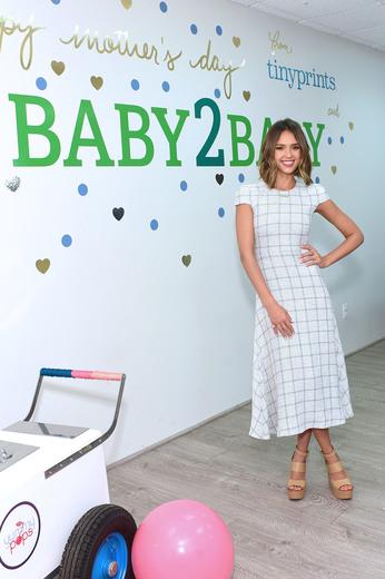 Jessica Alba Baby2Baby Tiny Prints