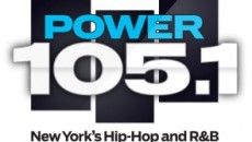 Power 105 Logo