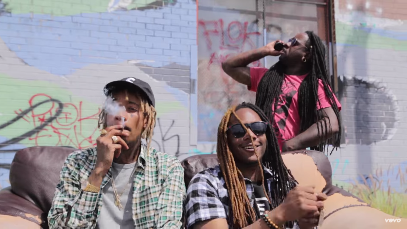 taylor gang, wiz khalifa, music video
