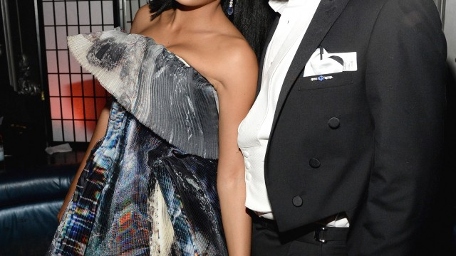 Rihanna's Private Met Gala After Party At Up & Down Presented By D'USSE
