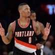 USP NBA: PORTLAND TRAIL BLAZERS AT LOS ANGELES LAK S BKN USA CA