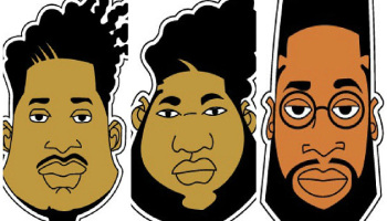 De La Soul Illustration | Hip Hop News, Music and Culture | The Source