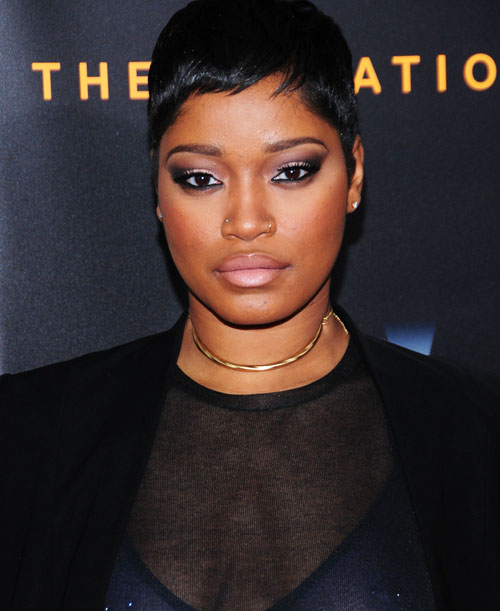 Astounding Short Hair Don39T Care The Flyest Celebrity Pixie Cuts The Source Short Hairstyles For Black Women Fulllsitofus