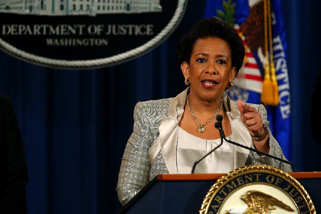 Loretta Lynch Department of Justice Speech | Hip Hop News, Music and Culture | The Source