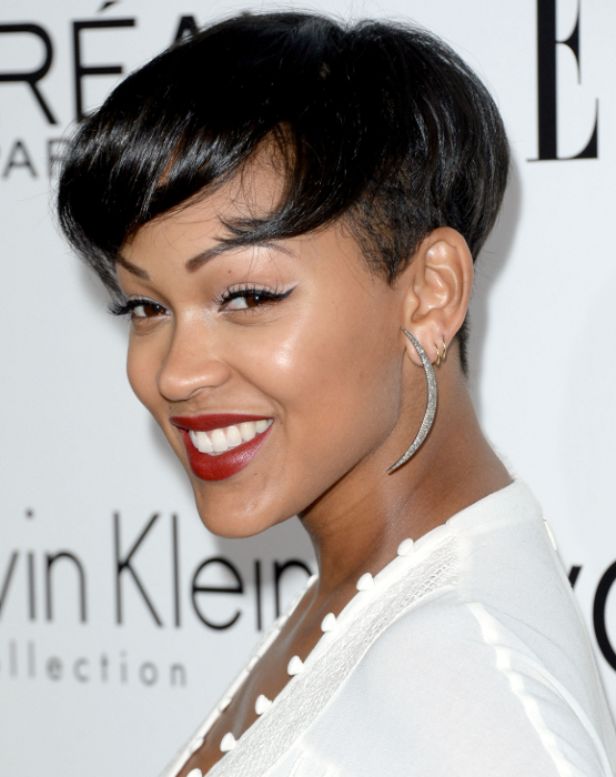 Incredible Short Hair Don39T Care The Flyest Celebrity Pixie Cuts The Source Hairstyles For Women Draintrainus