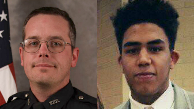 Officer Matt Kenny and Tony Robinson | Hip Hop News, Music and Culture | The Source
