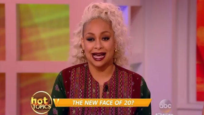 Raven Symone Speaks About the New $20 | Hip Hop News, Music and Culture | The Source