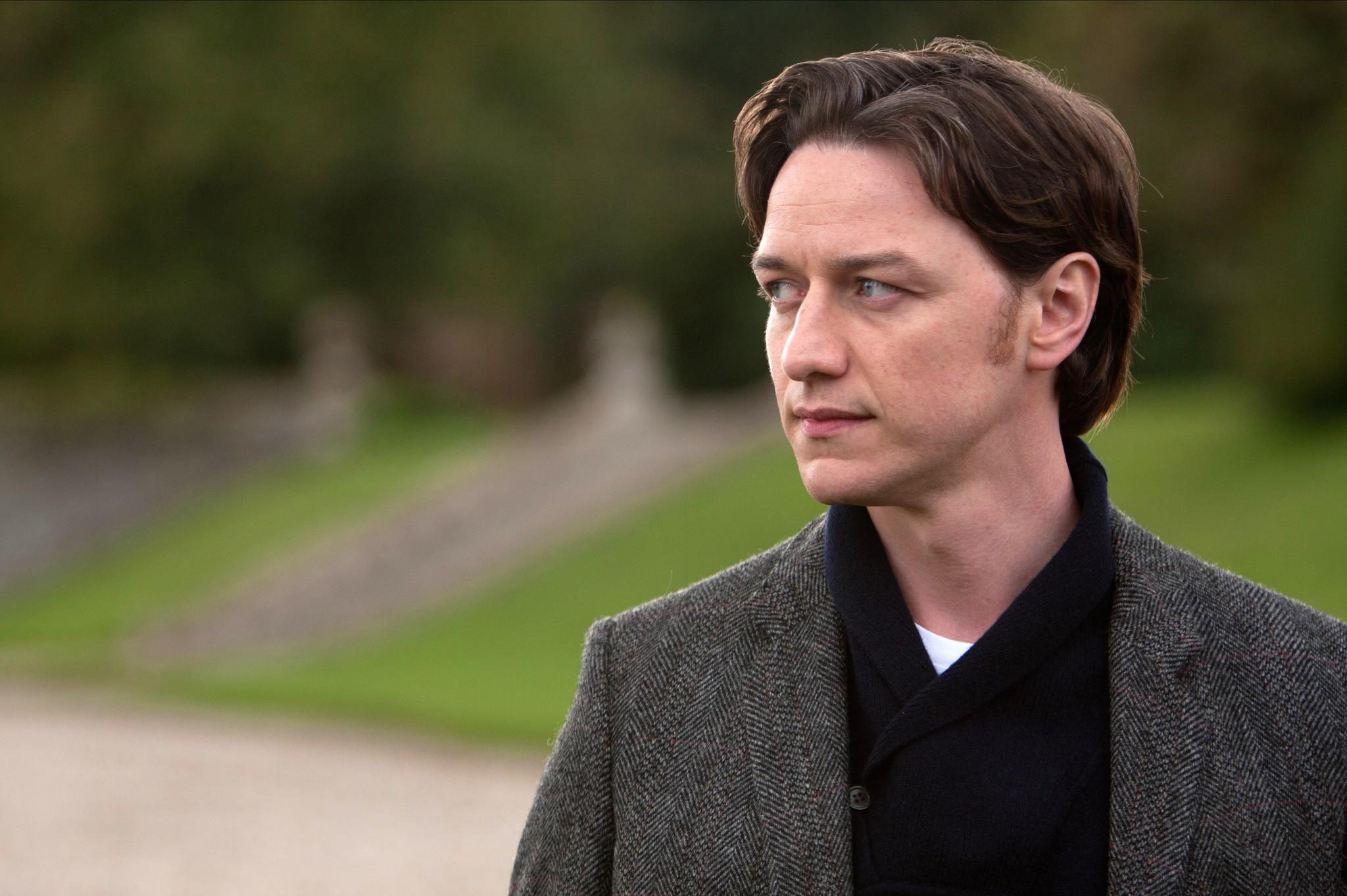 James McAvoy Goes Bald For 'X-Men: Apocalypse' | The Source