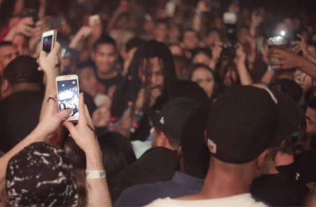 Waka Flocka Breaks Up A Fight | Hip Hop News, Music and Culture | The Source