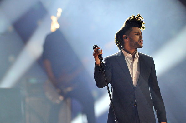 weeknd the hills