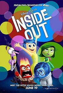 Inside Out  film poster