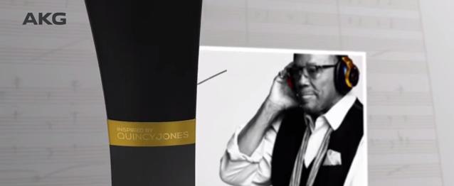 Quincy Jones AKG
