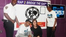 Rap 2 Bridge Celiba Pic MS42