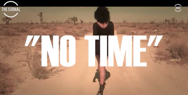 Niqle Nut, All Def Digital, The Signal, No Time
