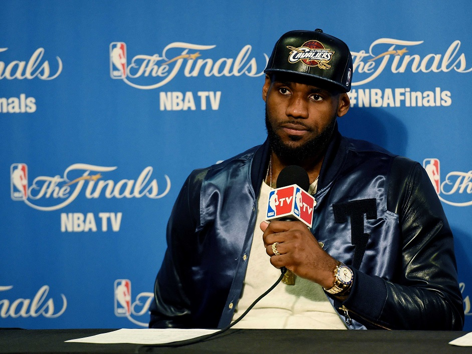 In These NBA Finals, LeBron James is Tired of Being Humble | The Source
