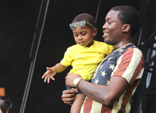 Meek Mill Pens an Open Father's Day Letter for 'TIME ...