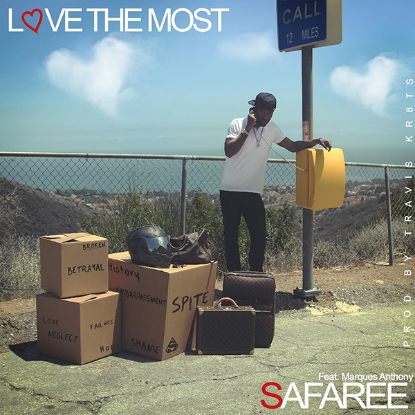 safaree love the most