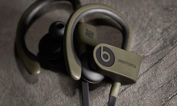 beats by dr dre amp undefeated release powerbeats 2