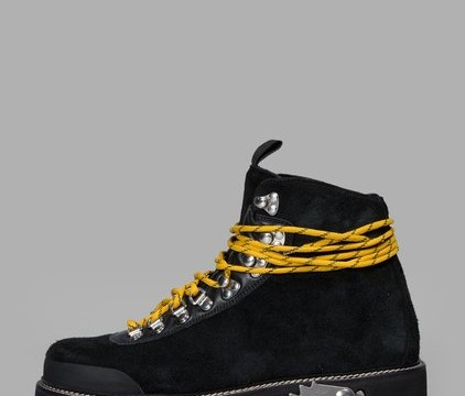 555766f65341 Hardware detailing present on the lacing system and on the sole gives the  shoe an added aspect of luxury. Cop these lavish boot sneakers for the  winter ...