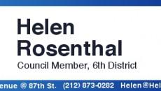 Rosenthal Header